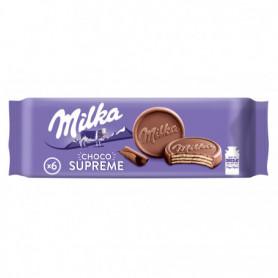 GATEAU CHOCOLAT SUPREME AU LAIT MILKA 180 GRS