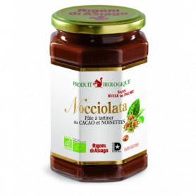 Pâte à tartiner chocolat bio - Nocciolata bio 700g