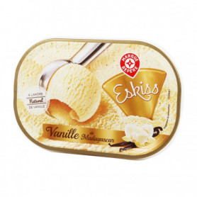 GLACE VANILLE BAC ESKISS 500G