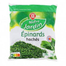 EPINARDS HACHES NOTR JARDIN 1K