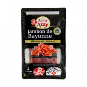 JAMBON BAYONNE X4T ST AZAY 100
