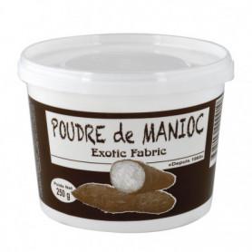 POUDRE MANIOC EXOTIC FABRIC 250GRS