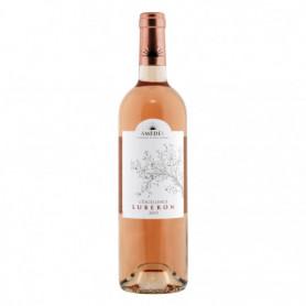 Vin rosé Côtes du Lubéron AOC 75cl