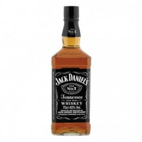 Whisky Bourbon Jack Daniel's 40%vol - 70cl