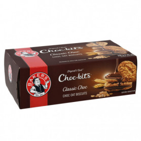 BISCUIT CHOCOLAT KITS BAKERS 200GRS