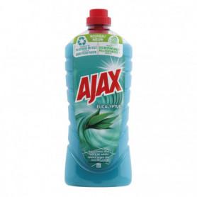 Nettoyant Ajax Sol  Multi Surfaces Eucalyptus - 1.25L