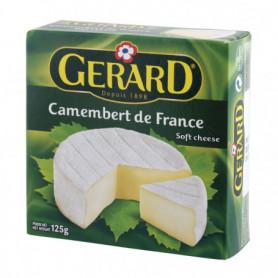 CAMEMBERT GERARD 125G