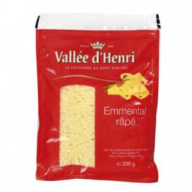EMMENTAL RAPE 200G VAL D'HENRI