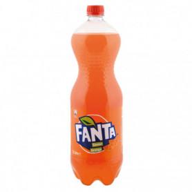 Soda Fanta orange Bouteille - 1,5L
