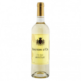 BOUTON D'OR - DOUX 75CL PAL