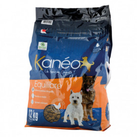 CROQUETTES CHIEN EQUILIBRE KANEO 12KGS
