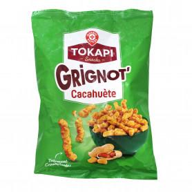 Grignot'goût cacahuete - Tokapi - 90 g