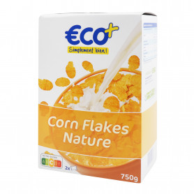 CORN FLAKES ECO + 2x375G