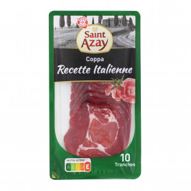 COPPA ITALIENNE 10 TRANCHES STAZAY 100G