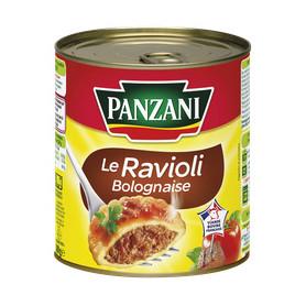 RAVIOLI SAUCE BOLOGNAISE 4/4 PANZANI 800g
