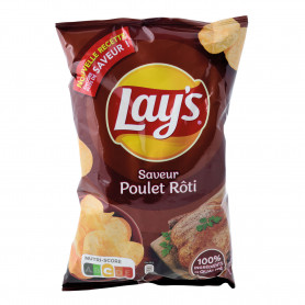 CHIPS POULET-THYM LAY'S 75G