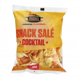 CHIPS COCKTAIL MODE CREOLE 50G