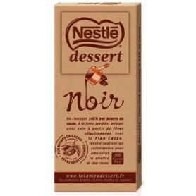 TABLETTE DE CHOCOLAT DESSERT NOIR NESTLE 205GRS