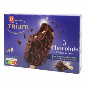 4TRIUM TROIS CHOCOLATS . 282G