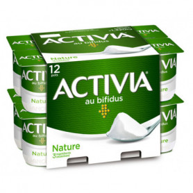 ACTIVIA FERME NATURE 12X110G