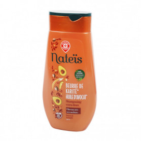 NATEIS-Shampooing cheveux très secs ou frisés - 250 ml