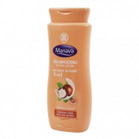 Shampooing Manava Beurre de karité 500ml