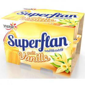 SUPERFLAN VANILLE 12 X 100G