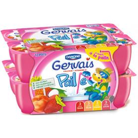 GERVAIS PAILLE PANACHE 90GX12