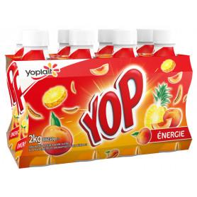 YOP 8X250G ENERGIE MONEY YOPLAIT