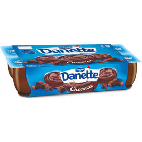 DANETTE CHOCOLAT 100GX8