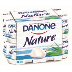 DANONE FERME NATURE 12X125G