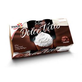 Liégeois Chocolat Dolcevita 8x115g YOPLAIT