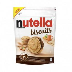 BISCUITS x22 BISCUITS NUTELLA 304 G