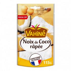 Noix de coco râpée Vahiné 115grs