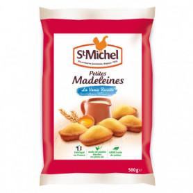Madeleines Saint Michel Oeufs de poule plein air - 500g