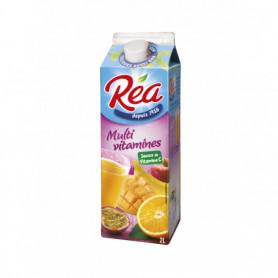 Nectar multivitaminé Réa 2L