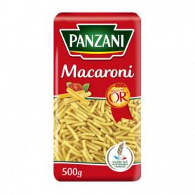 PATES MACARONI PANZANI 500G