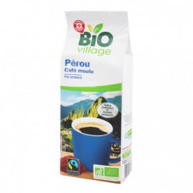 Café moulu Pérou - BIO VILLAGE 250g