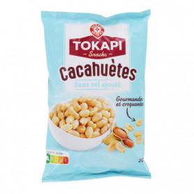CACAHUETES sans sel ajouté TOKAPI 200G