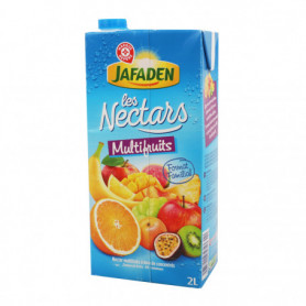 Nectar multifruits Jafaden 2L