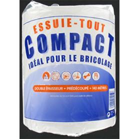 Essuie tout Rouleau COMPACT 140M