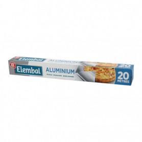 Papier aluminium ELEMBAL - 20M
