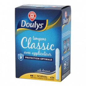 Tampons Doulys Normal - x24
