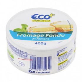 FROMAGE FONDU 24 PORTION - ECO+ 400GR