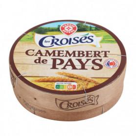 CAMEMBERT DE PAYS- LES CROISES - 250G