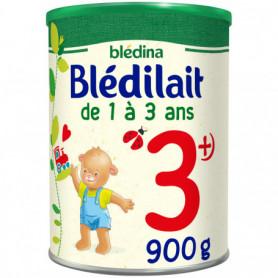 BLEDILAIT Croissance + 900g - De 1 à 3 ans