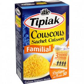 COUSCOUS FAMILLAL 630G TIPIAK X108