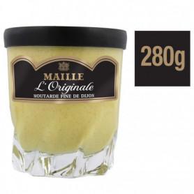 Moutarde Fine Maille L'Originale Dijon Verre 280g