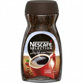 Café Soluble Sélection, Flacon NESCAFE 200g