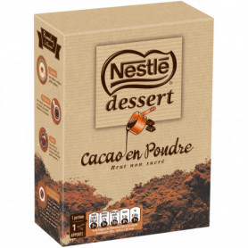 Cacao en Poudre DESSERT NESTLE boîte 250g